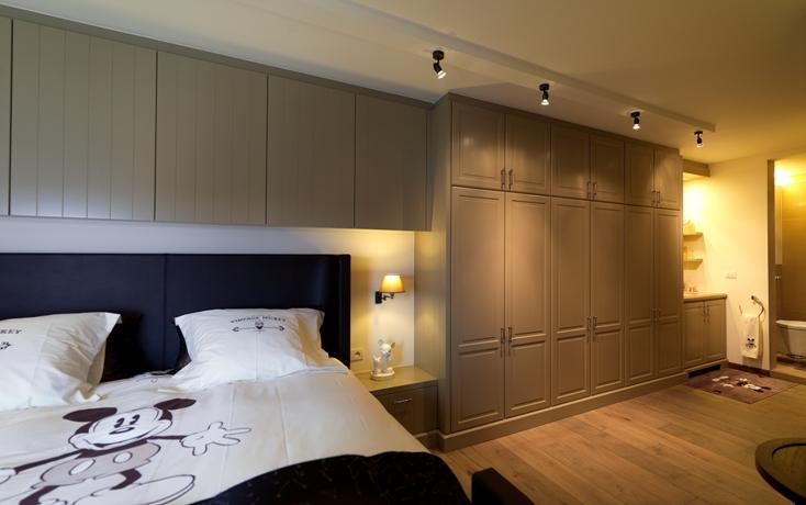 Diksmuide | keuken – woonkamer – bureau – badkamer – Interieur De Keyser